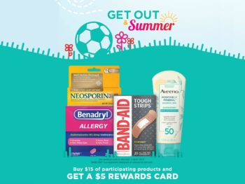 Earn A $5 Reward Card With The Get Out & Summer Promotion on I Heart Publix