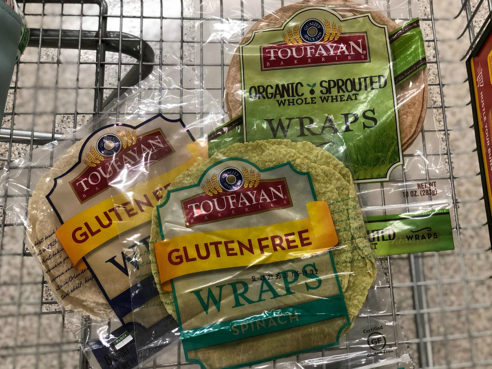 Stock Up On Toufayan Wraps - Unadvertised BOGO Sale This Week At Publix on I Heart Publix