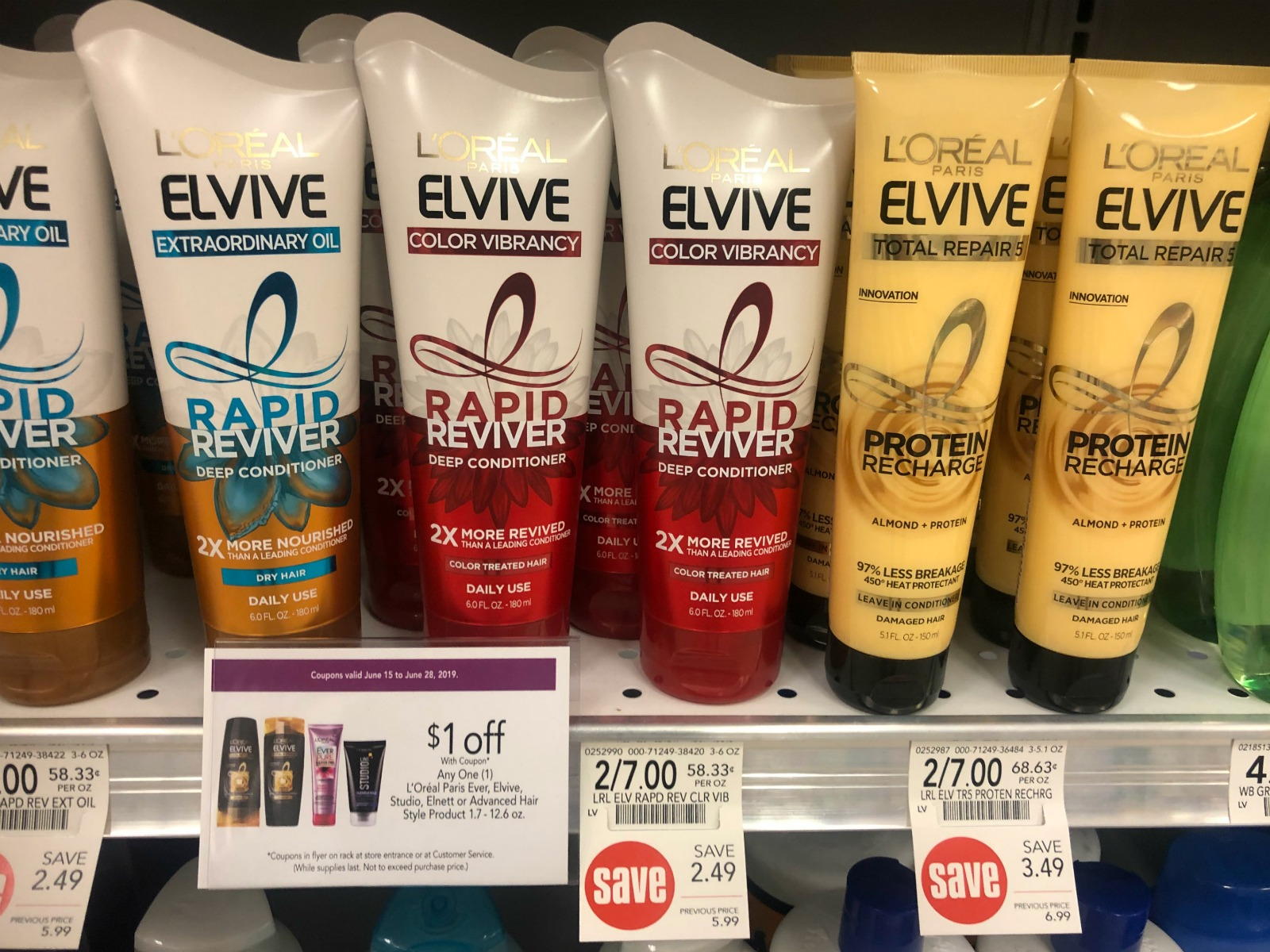 L'Oreal Paris Rapid Reviver As Low As FREE At Publix on I Heart Publix 1