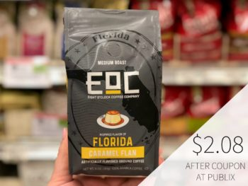 Eight O'Clock Coffee Coupon For Publix BOGO on I Heart Publix 1