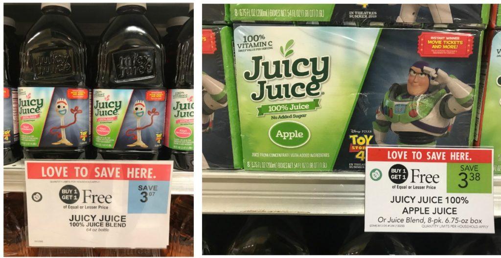 Juicy Juice Only $1 At Publix on I Heart Publix 1