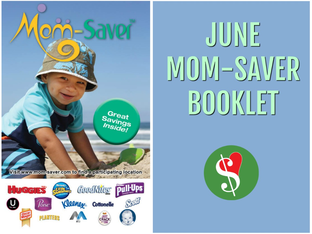 June Mom Saver Booklet + Find Your Local Event Day & Time on I Heart Publix
