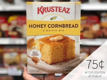 Krusteaz Cornbread Mix Just 75¢ At Publix on I Heart Publix