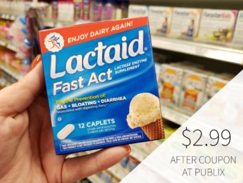 New Pepcid, Imodium & Lactaid Coupon To Print on I Heart Publix 1