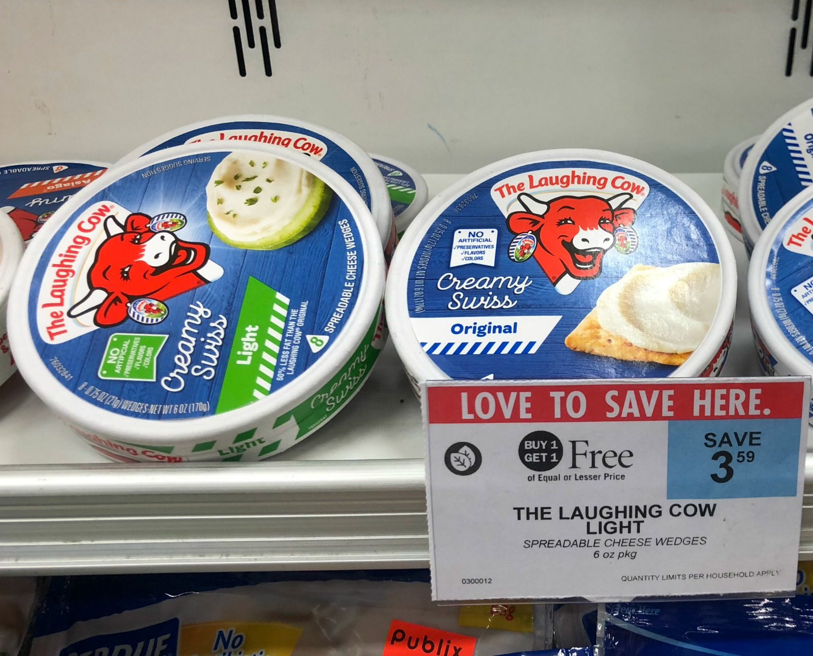 Grab The Laughing Cow Cheese At A Great Price During The Rare BOGO Sale At Publix on I Heart Publix