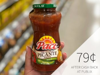 Pace Salsa Just 79¢ At Publix on I Heart Publix 1