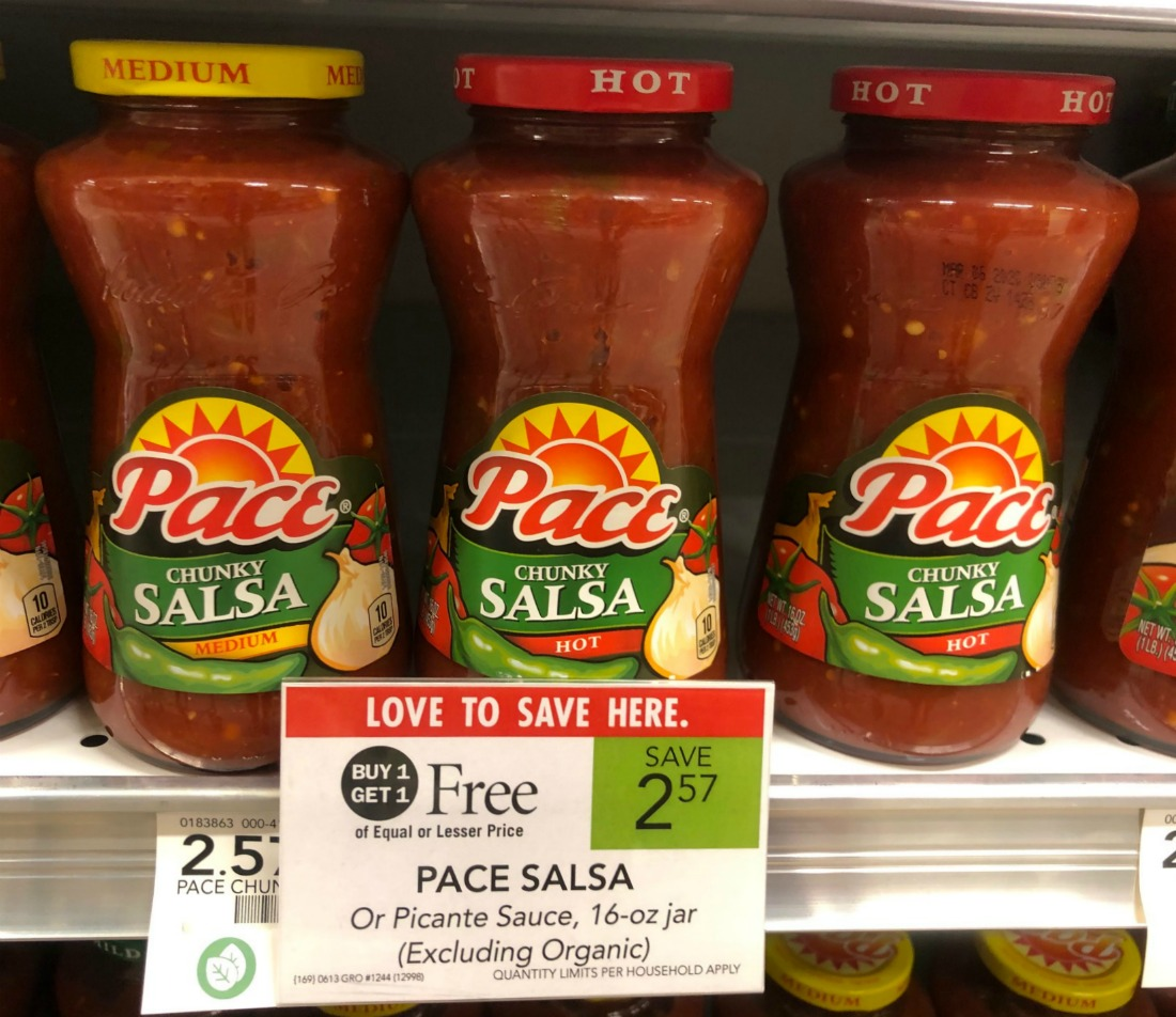 Pace Salsa Just 79¢ At Publix on I Heart Publix