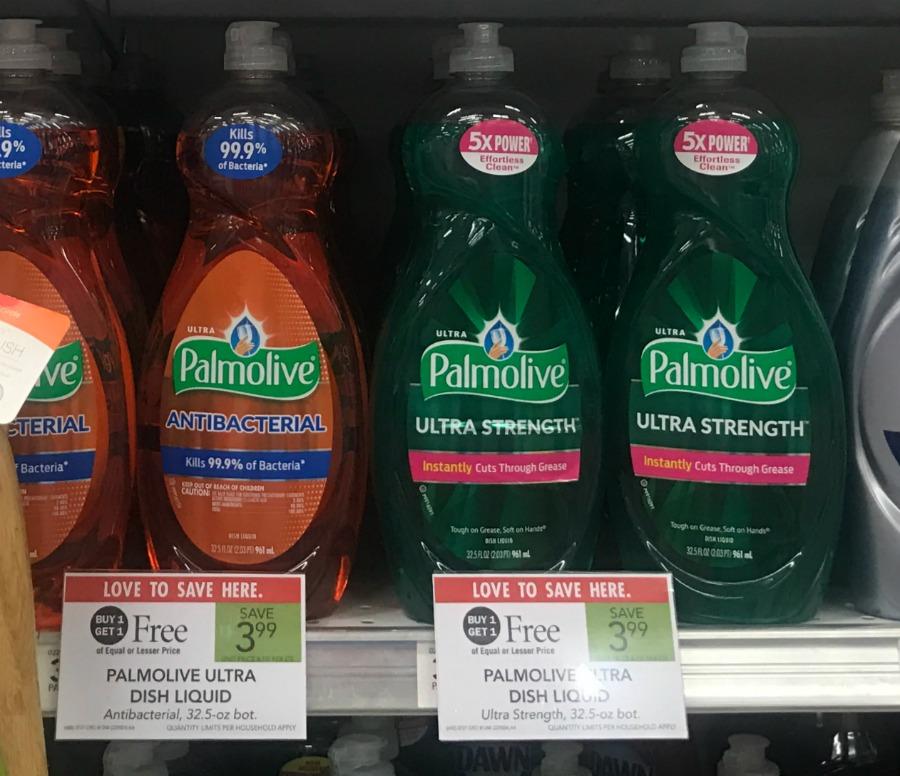 Palmolive Ultra Dish Liquid Only $1 At Publix on I Heart Publix 1