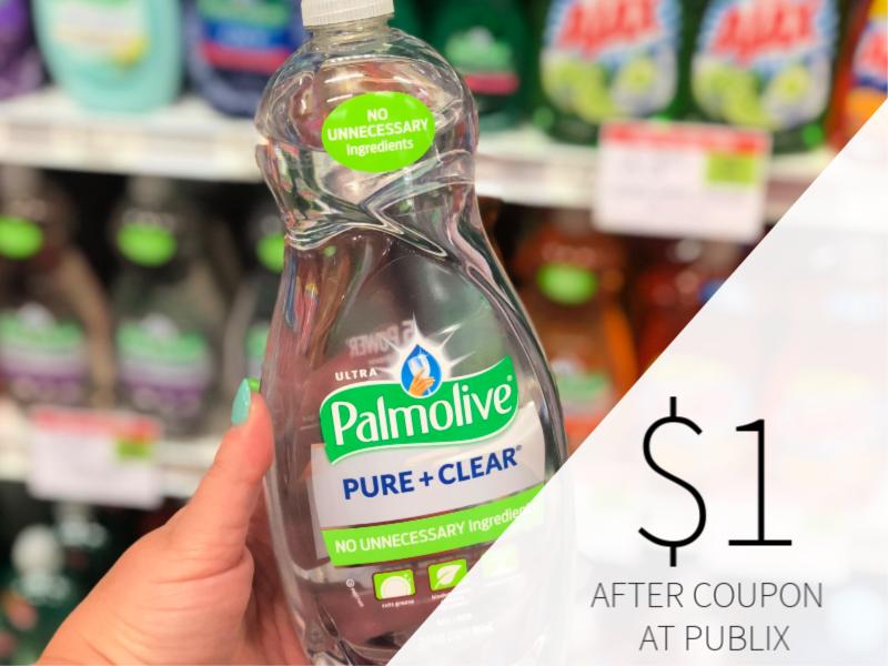 Palmolive Ultra Dish Liquid Only $1 At Publix on I Heart Publix