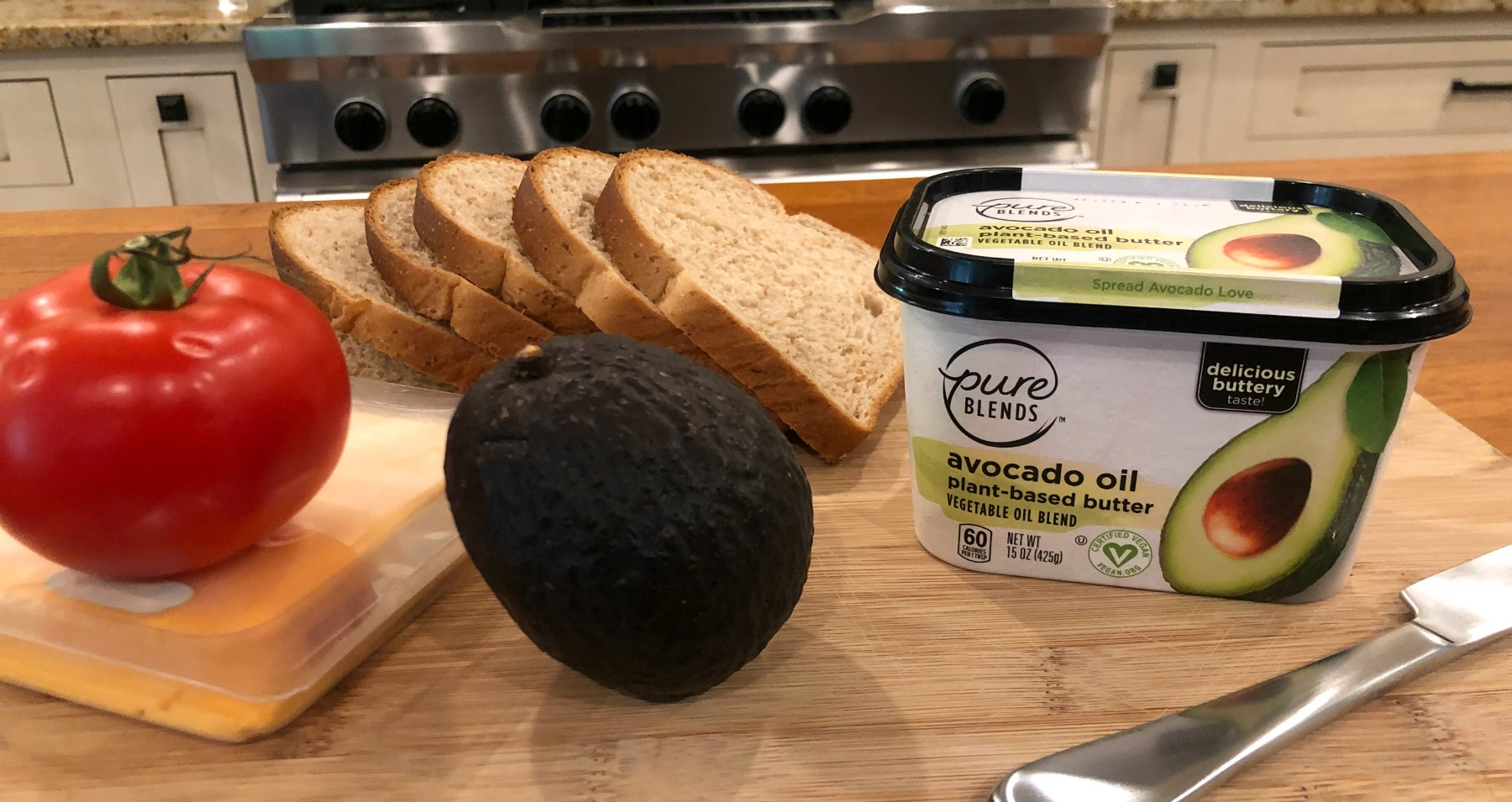 BIG Savings On Pure Blends Avocado Oil Plant-Based Butter - Save $1.50 At Publix on I Heart Publix
