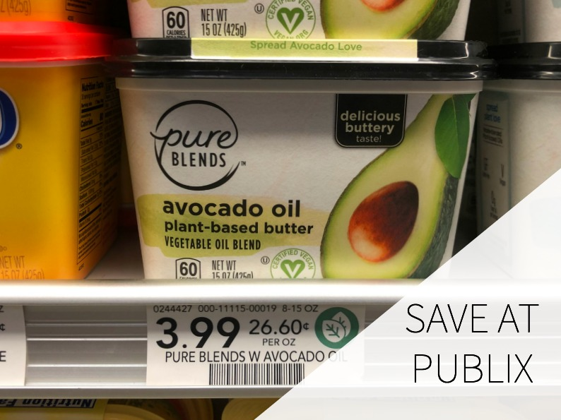 Pure blends on I Heart Publix 1