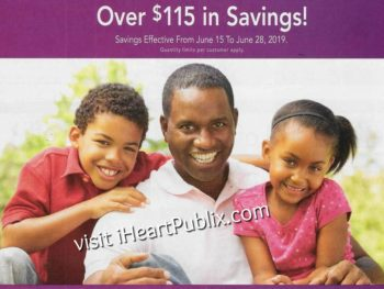 Publix Health & Beauty Advantage Buy Flyer Valid 6/15 to 6/28 on I Heart Publix