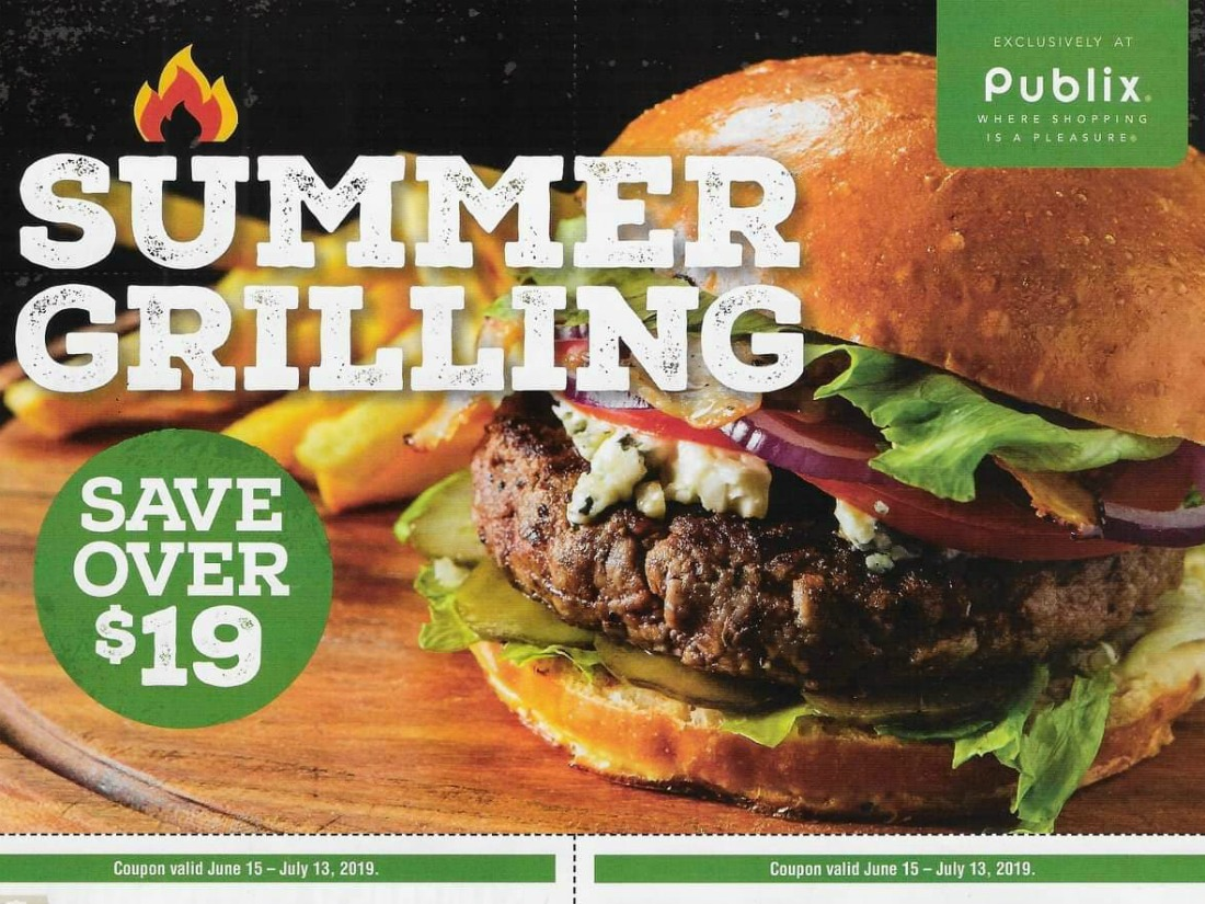 New Publix Booklet - Summer Grilling Valid 6/15 - 7/13 on I Heart Publix