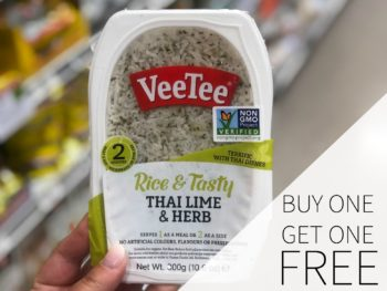Veetee Rice Is On Sale Buy One, Get One FREE At Publix on I Heart Publix 1
