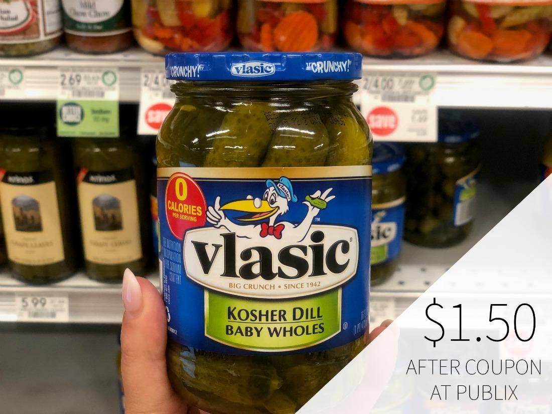 Vlasic Pickles Just $1.50 At Publix on I Heart Publix 1