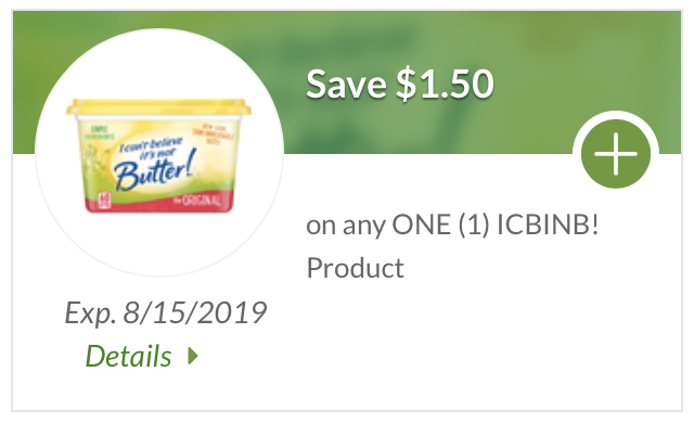 Save BIG On I Can't Believe It's Not Butter! & Whip Up A Batch Of Buttery Grilled Corn on I Heart Publix 2