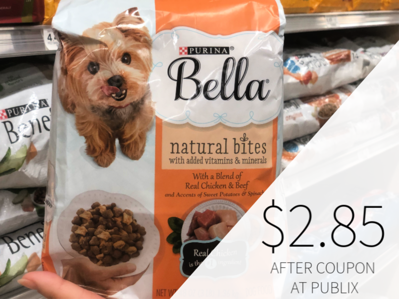 New Purina Bella Coupons - Only $2.85 At Publix on I Heart Publix
