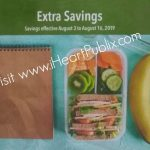 "Publix Grocery Advantage Buy Flyer – ""Extra Savings"" Valid 8/3 to 8/16 on I Heart Publix"