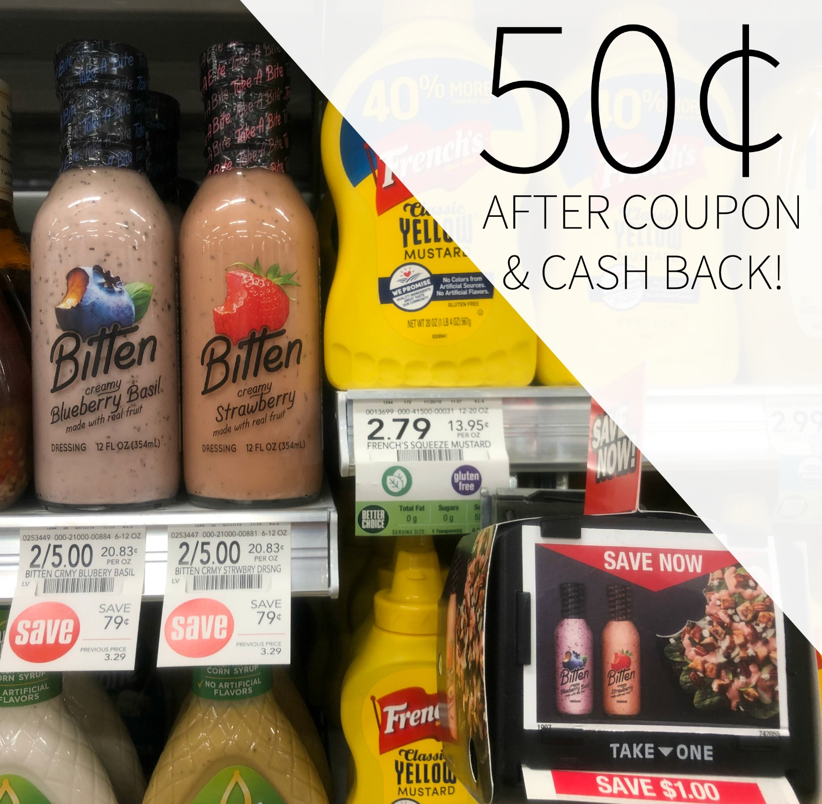 Save On NEW Bitten Dressing At Publix - Try Both Tasty Flavors! on I Heart Publix 1