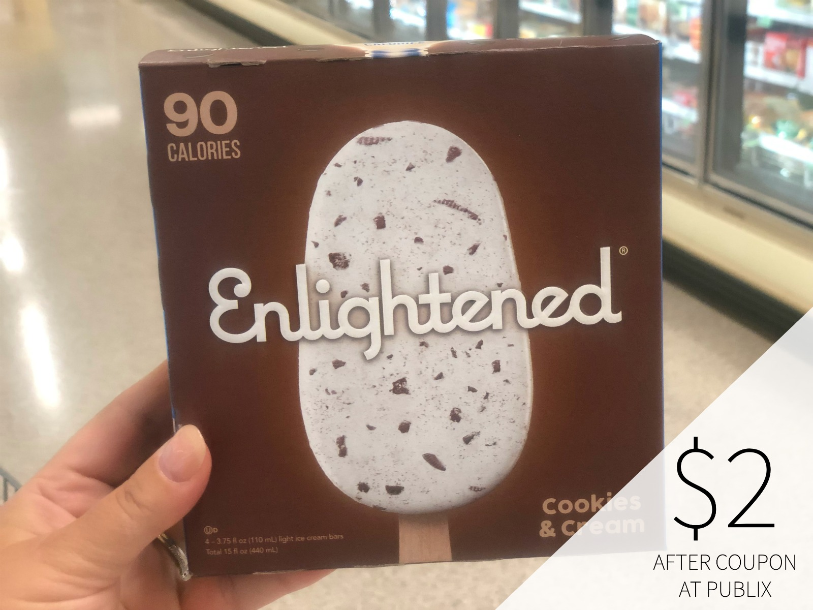 Enlightened Light Ice Cream Only $2 At Publix on I Heart Publix 2