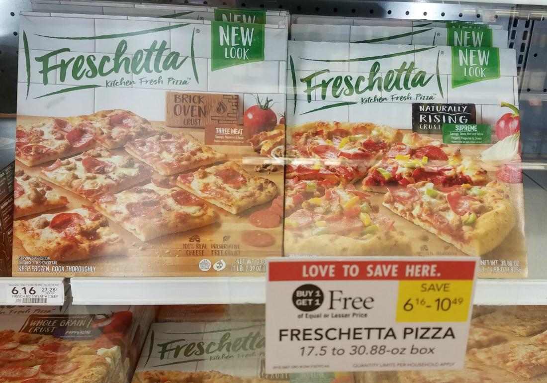 Super Deal On FRESCHETTA Pizza At Publix - Just $2.08 on I Heart Publix