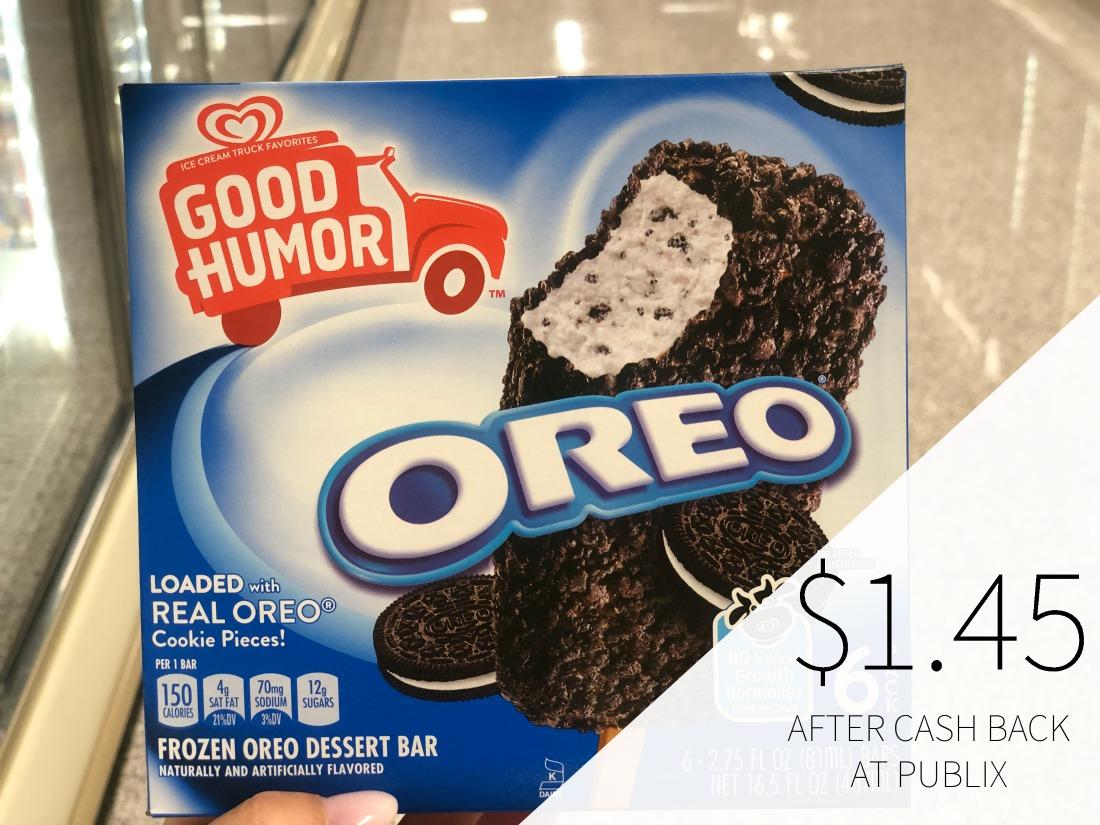 Good Humor Ice Cream Bars Just $1.45 At Publix on I Heart Publix