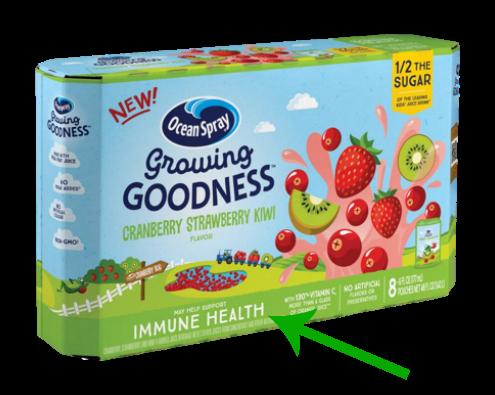 Fantastic Deal On Growing Goodness™ Juice Beverages At Publix on I Heart Publix 1