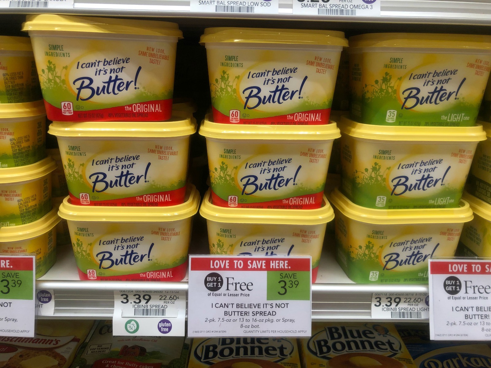save BIG On I Can't Believe It's Not Butter! & Whip Up A Batch Of Buttery Grilled Corn on I Heart Publix 1