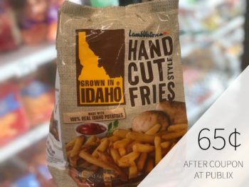 Lamb Weston Grown in Idaho Potatoes Just 65¢ At Publix on I Heart Publix 1