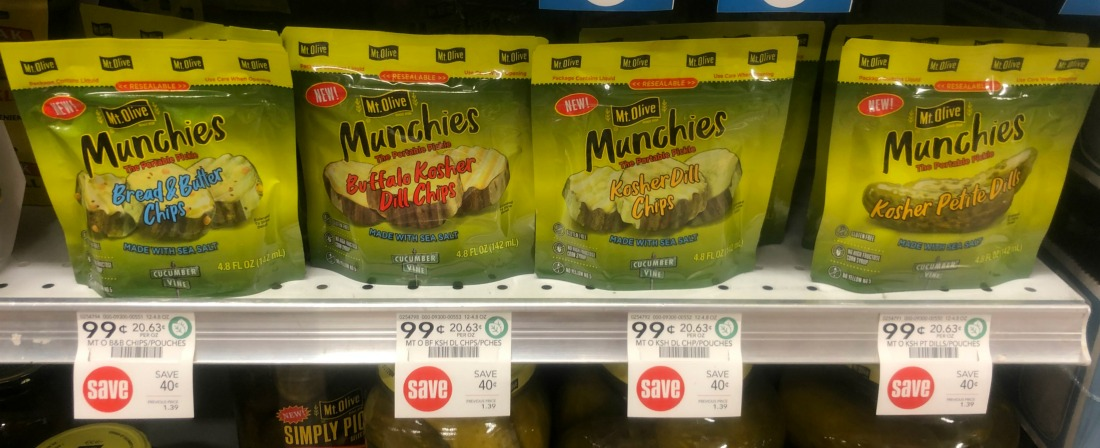 Mt. Olive Munchies Just 49¢ At Publix on I Heart Publix