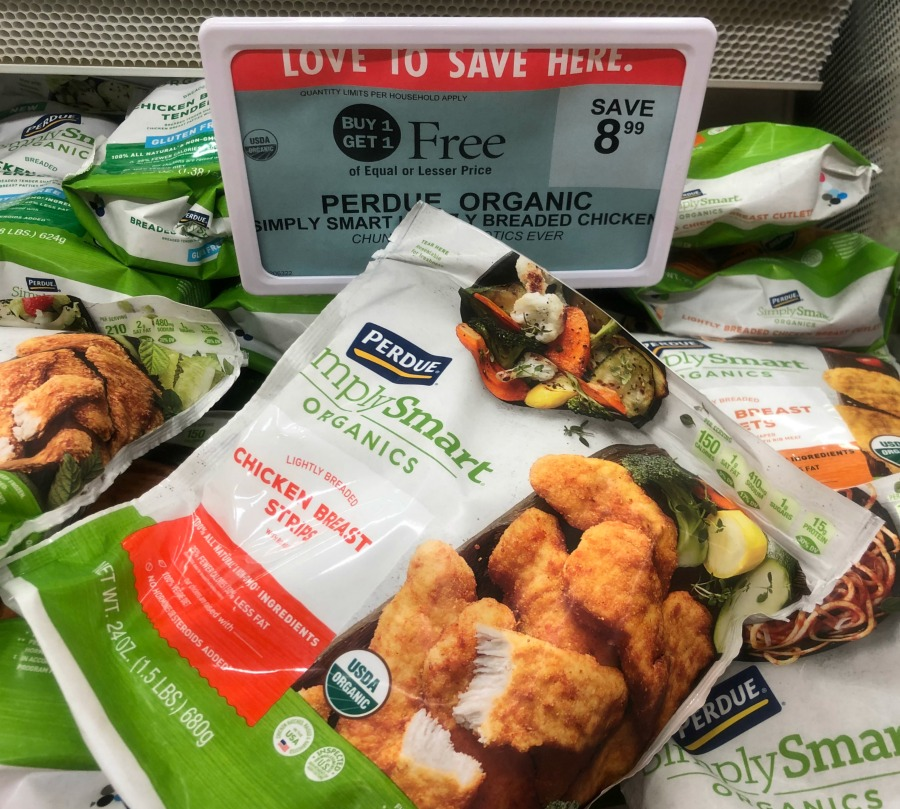 Perdue Organic Chicken Just $3.75 At Publix on I Heart Publix