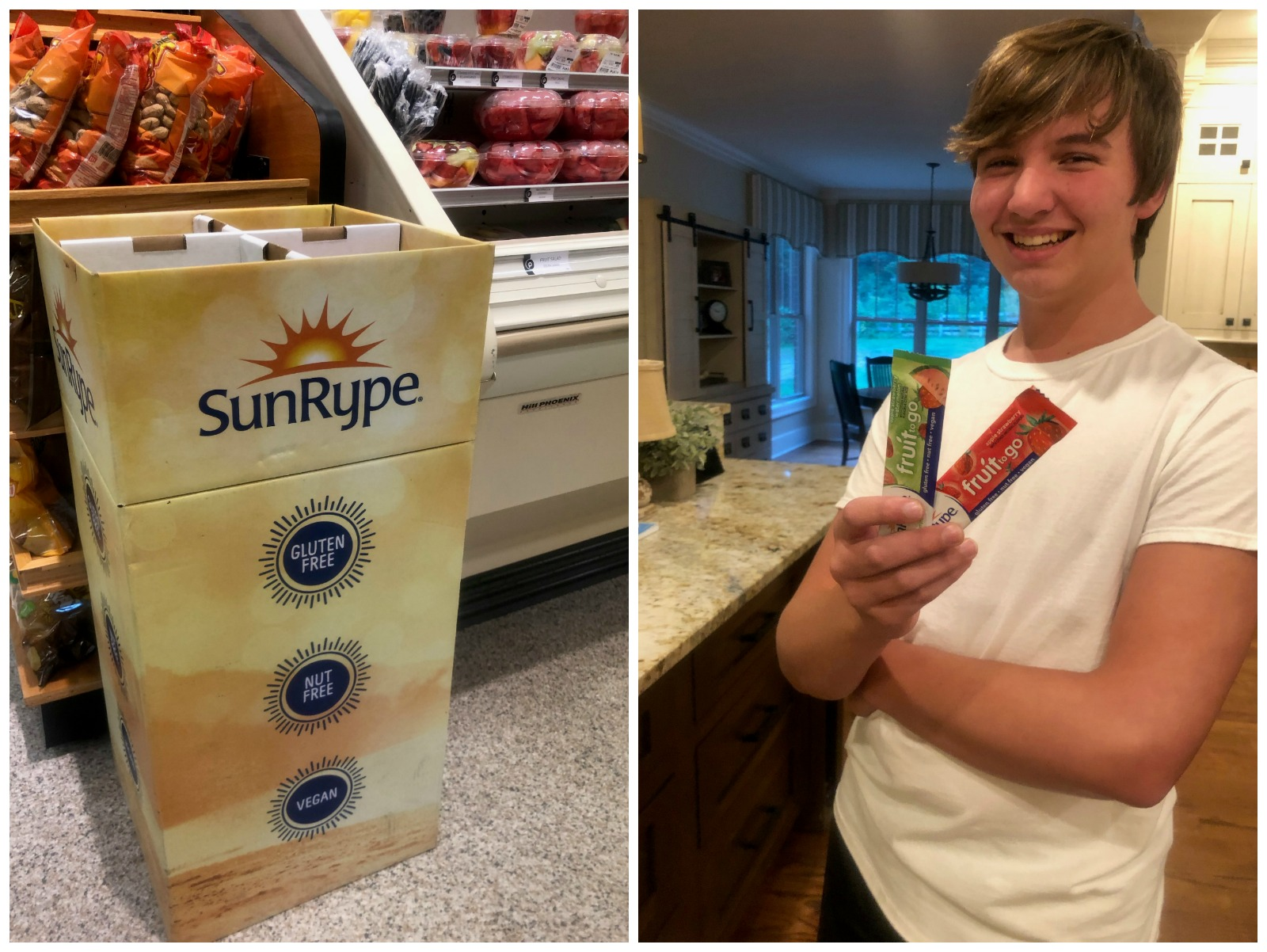 Enter the SunRype Fuel For School Sweepstakes For A Chance To Win One Of Three Apple MacBook Air Computers on I Heart Publix