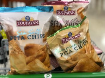Toufayan Pita Chips Are Buy One, Get One FREE This Week At Publix! on I Heart Publix