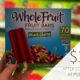 WholeFruit Fruit Bars Just $1 At Publix on I Heart Publix