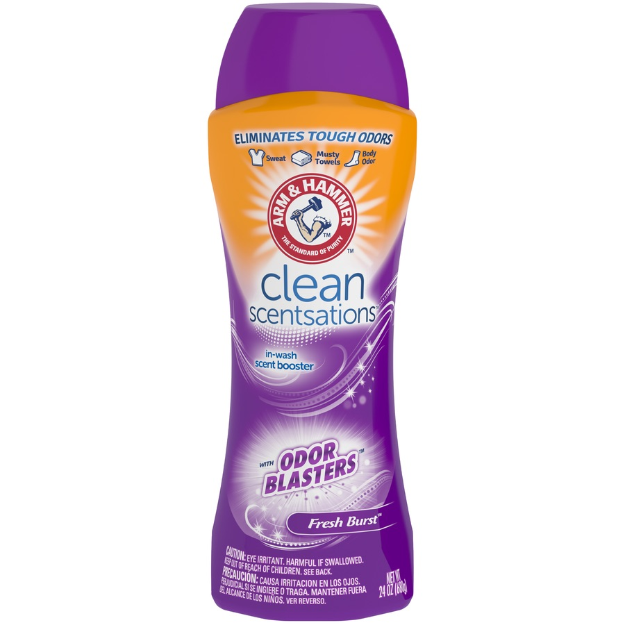 Score Big Savings On Arm Amp Hammer And Oxiclean Laundry