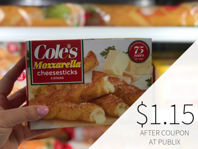 Cole's Bread Only $1.15 At Publix on I Heart Publix 1