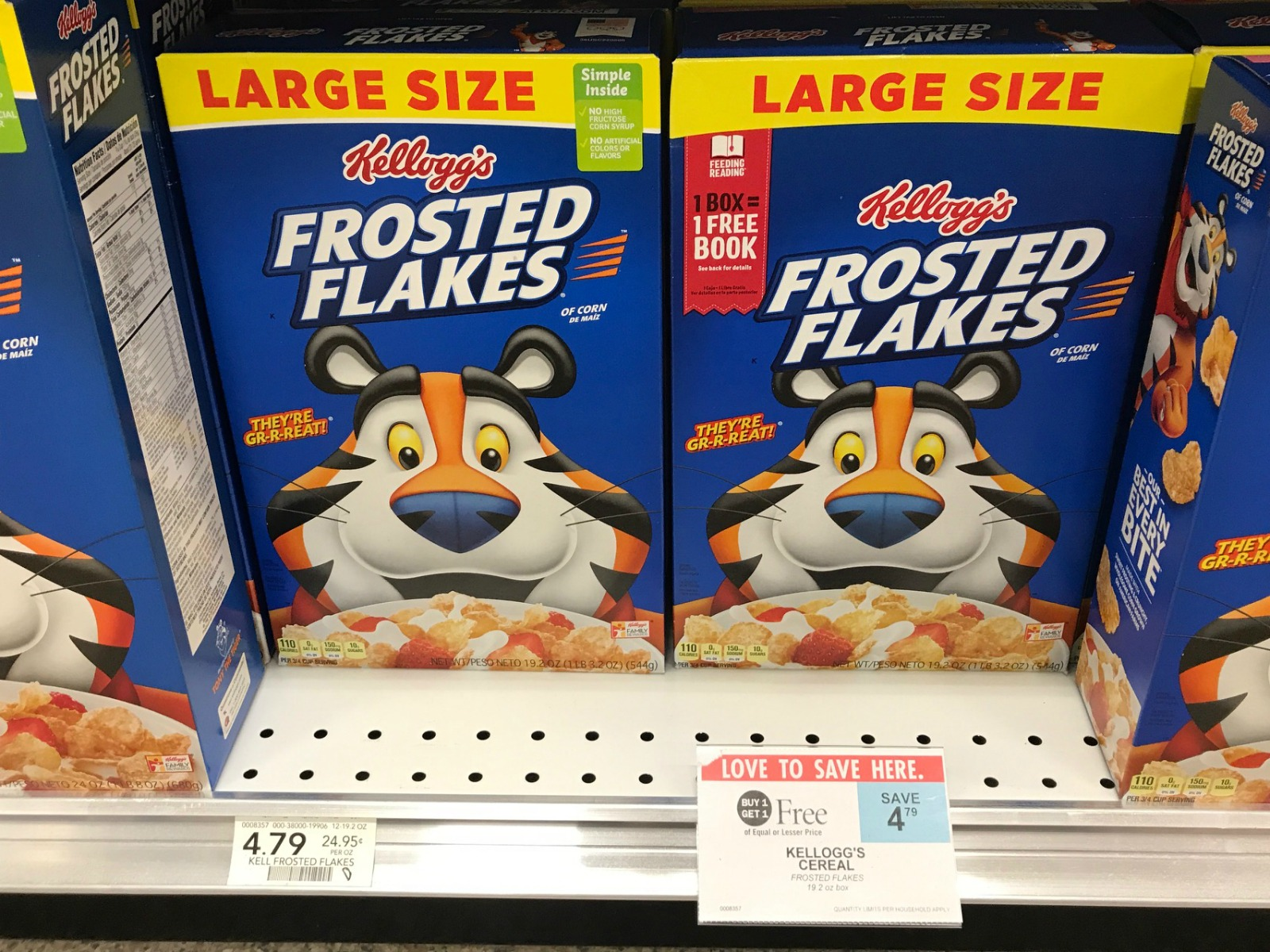 Stock Up On Frosted Flakes And Froot Loops During The BOGO Sale At Publix on I Heart Publix