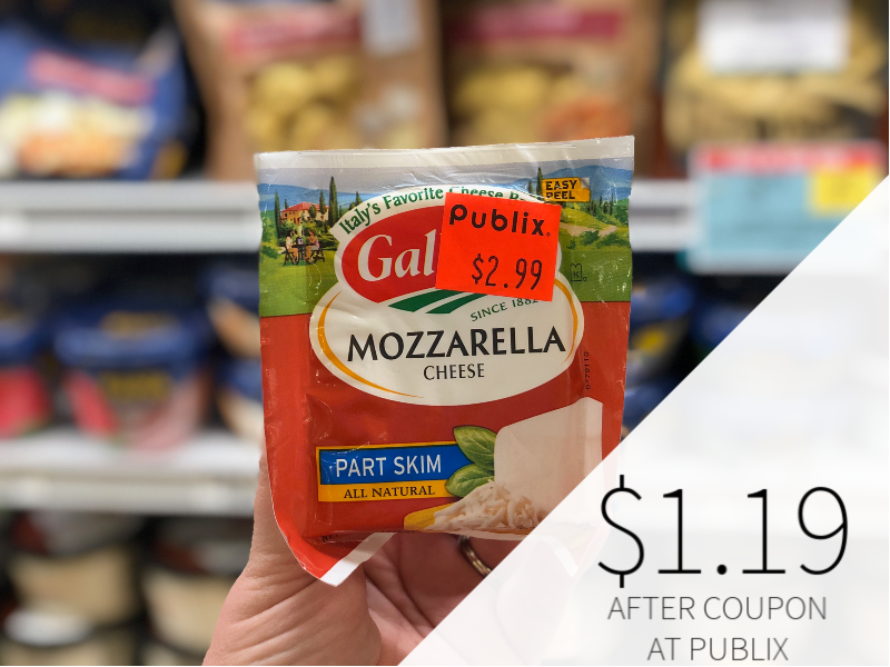 Galbani Cheese As Low As $1.19 At Publix on I Heart Publix 1