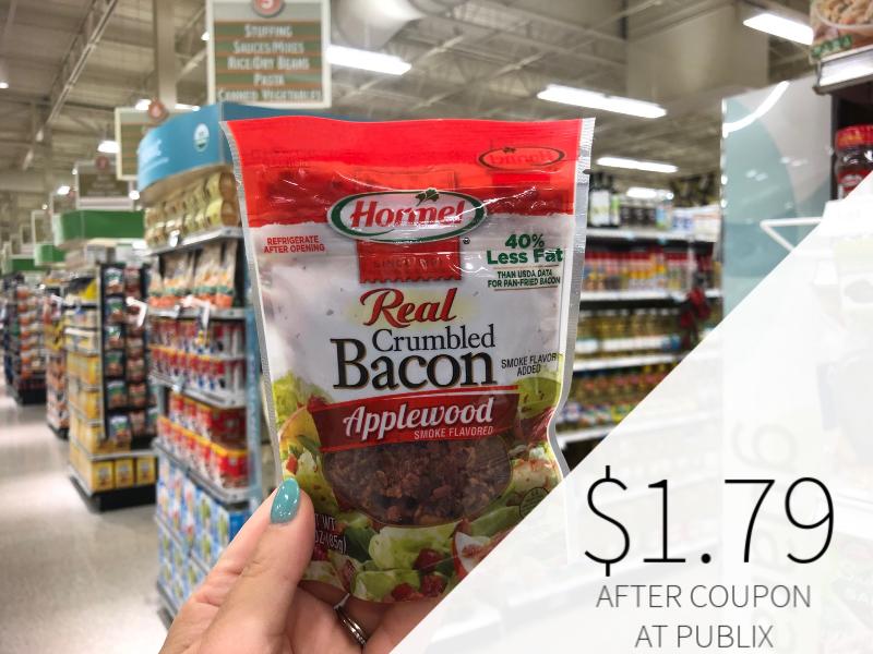 Hormel Crumbled Bacon Just $1.79 At Publix on I Heart Publix 1