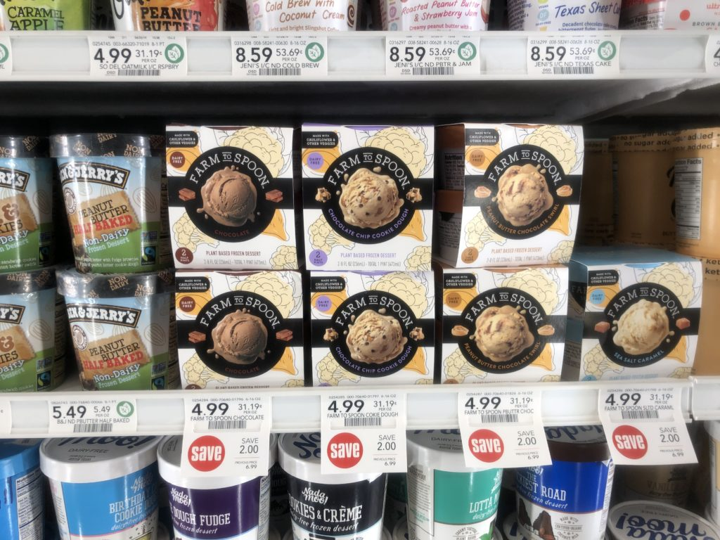 Farm To Spoon Plant Based Frozen Dessert As Low As $2.99 At Publix on I Heart Publix