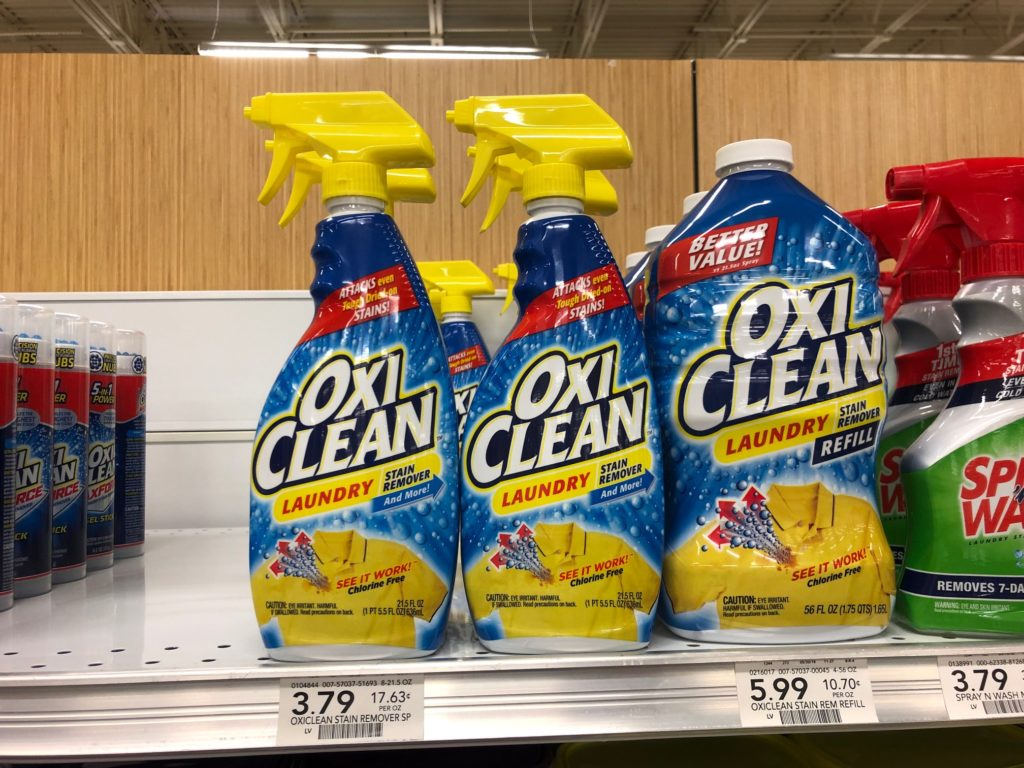 New OxiClean Coupons - As Low As $3.29 At Publix on I Heart Publix