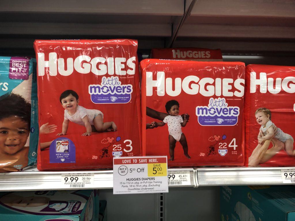 Super Deals On Pull-Ups & Huggies Diapers At Publix