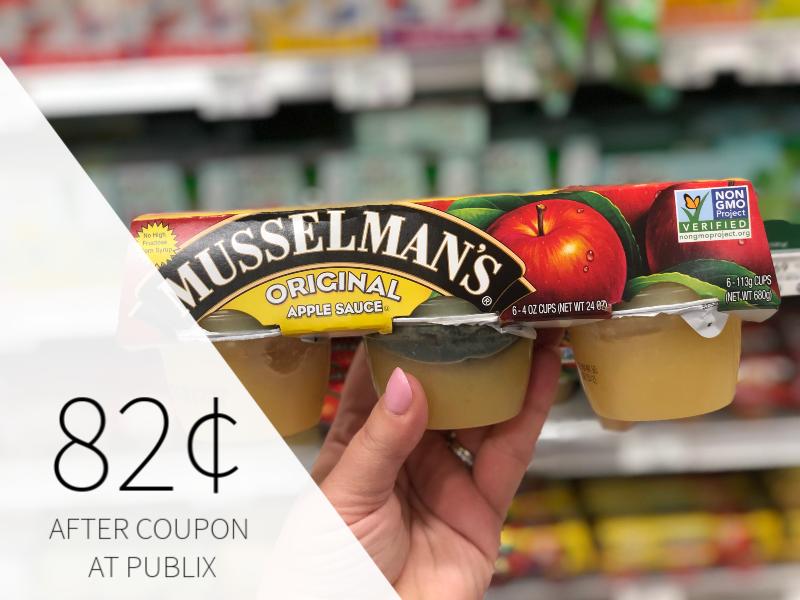 Musselman's Apple Sauce Just 82¢ At Publix on I Heart Publix 1