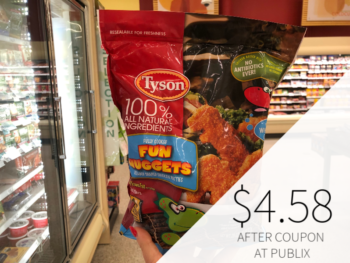 New Tyson Coupons - on I Heart Publix 1