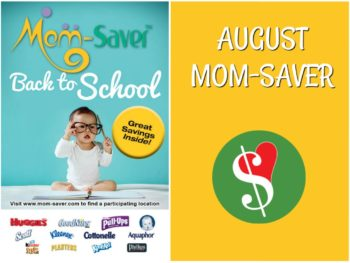 August Mom Saver Booklet + Find Your Local Event Day & Time on I Heart Publix