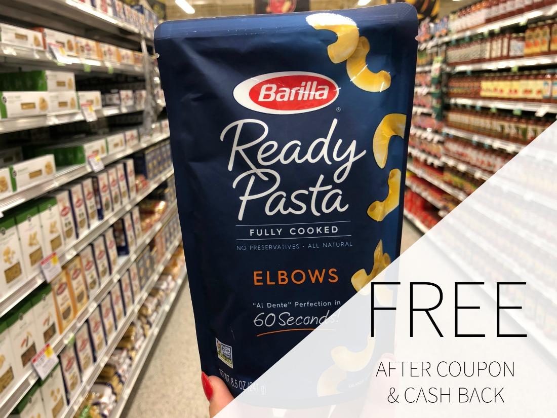 Barilla Ready Pasta FREE At Publix on I Heart Publix