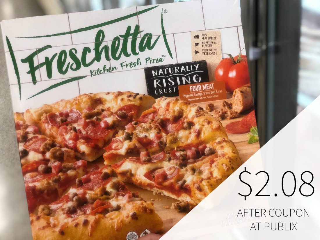 New Freschetta Pizza Coupon For Upcoming Ad - Just $2.08 on I Heart Publix