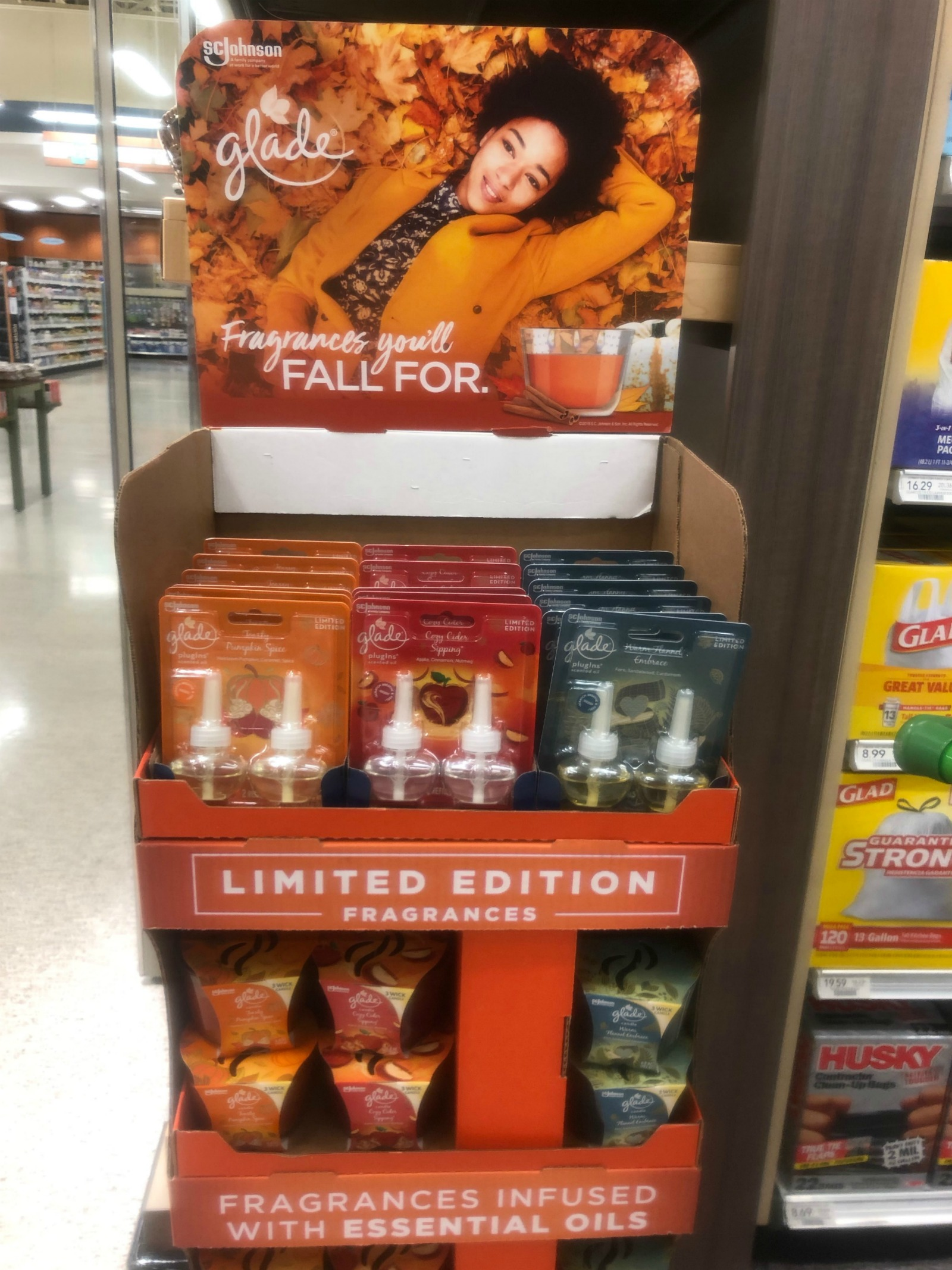 Let Glade® Limited Edition Autumn Collection Fill Your Home With Amazing Seasonal Fragrance & Save Now At Publix on I Heart Publix 1