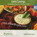 Publix Grocery Flyer, 8/31 to 9/13 on I Heart Publix