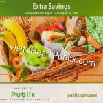 Publix Grocery Flyer, 8/17 to 8/30 on I Heart Publix